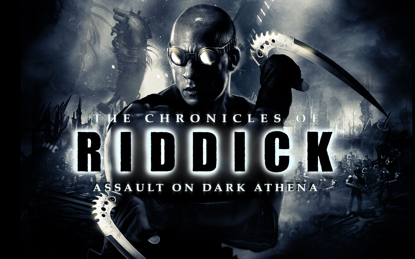 how to download riddick assault on dark athena