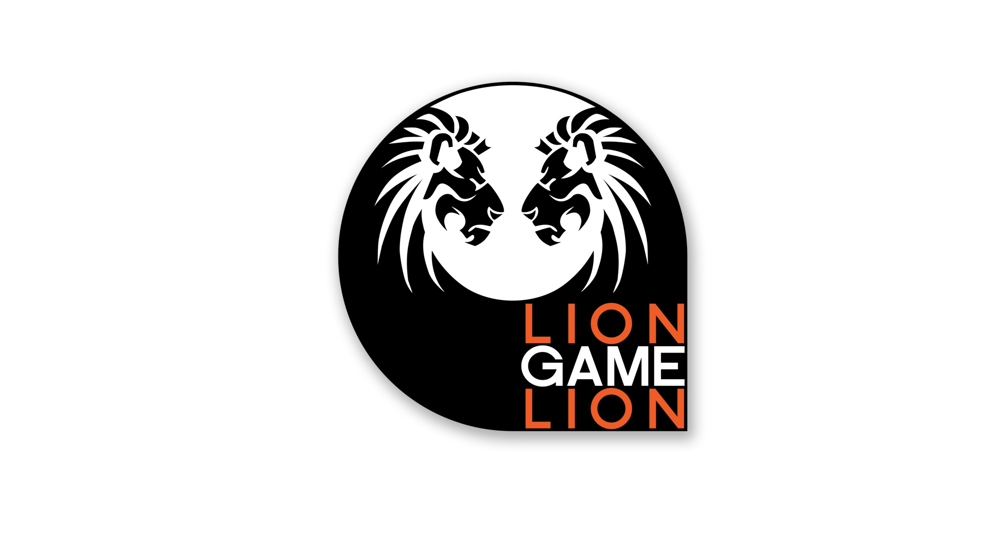 Lion  Game Lion Logo