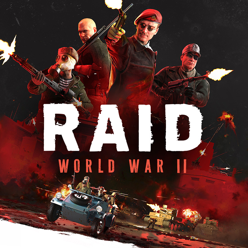 Raid World War Ii Publishing