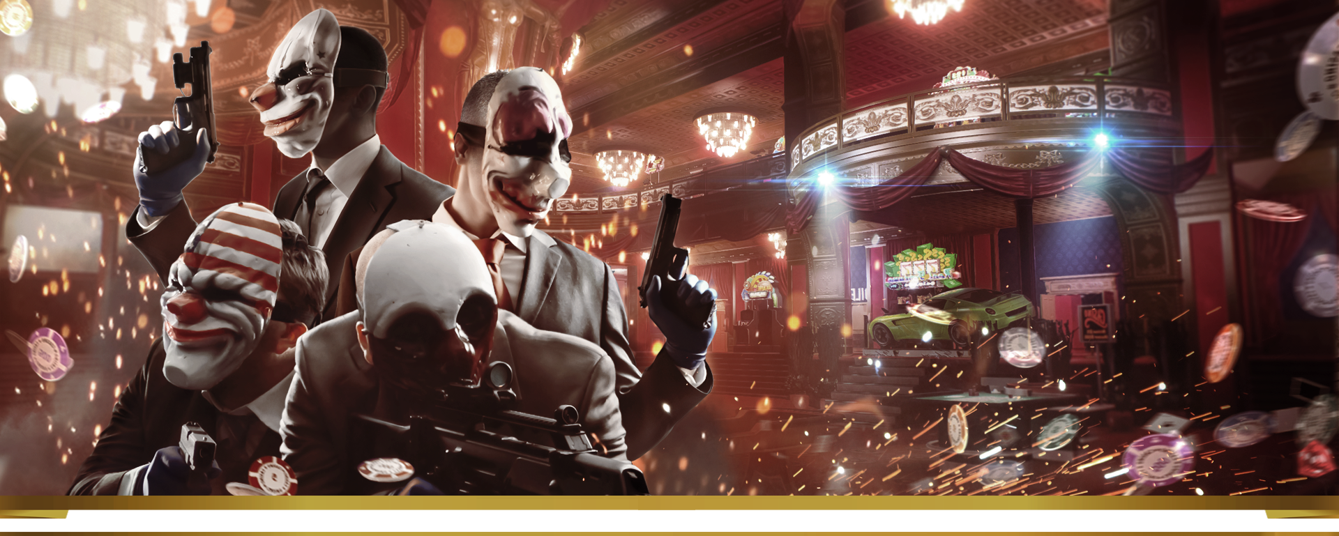 payday 2 the golden grin casino heist