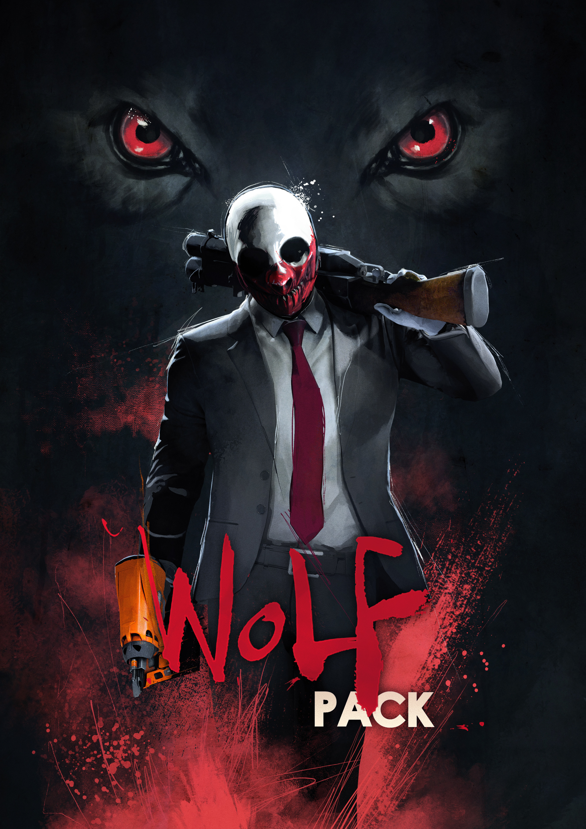 Wolf Pack Poster