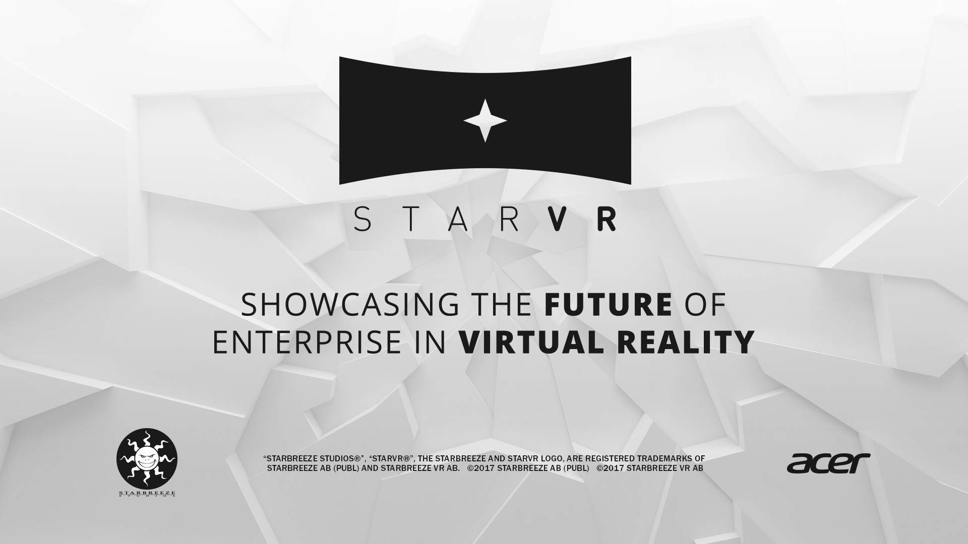SALT StarVR Future of Enterprise
