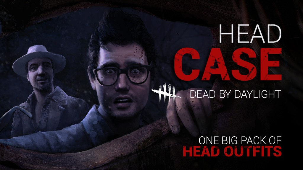 "Get your Killer some swag with the new add-on for Dead by Daylight – ""The Headcase"" out now on Steam"