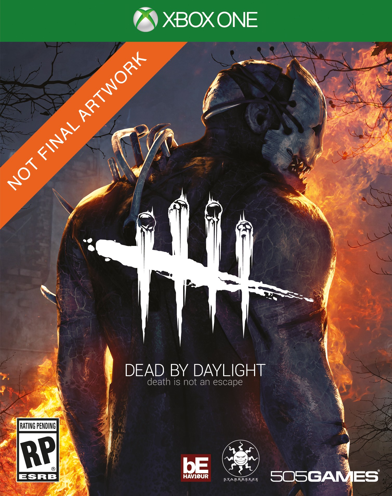 2D XB1 Dead by Daylight ESRB