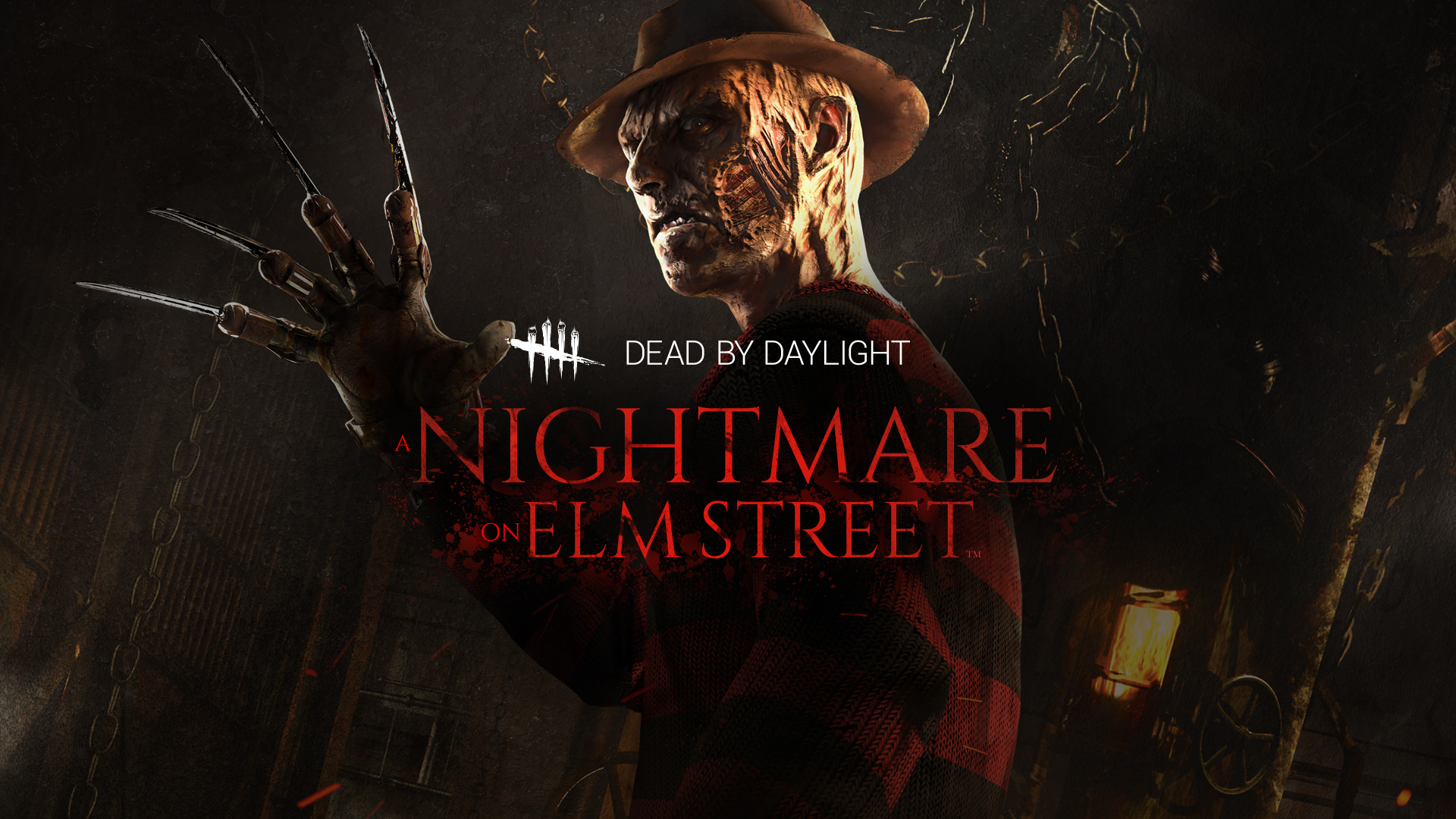 Media Blast Freddy Goes Dead By Daylight With The A Nightmare On