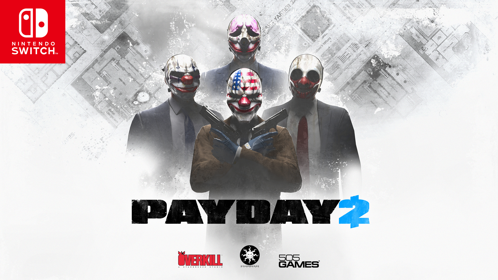 PAYDAY2 Switch Press 1920x1080