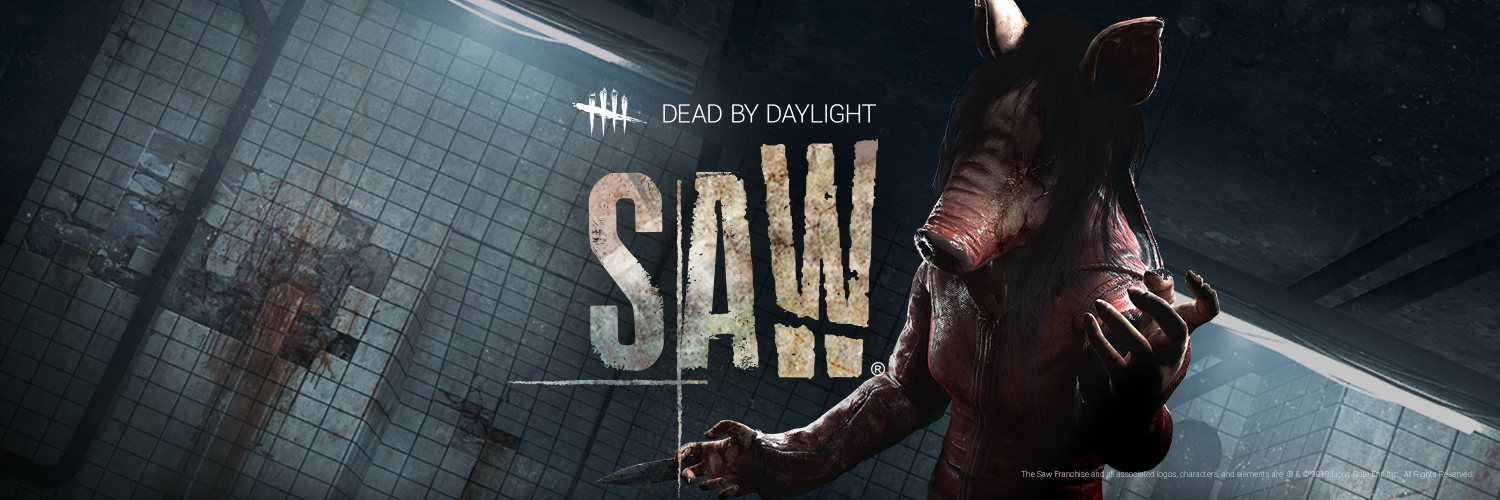 "Dead by Daylight ""SAW®"" Chapter Launches on Steam, Xbox One and"