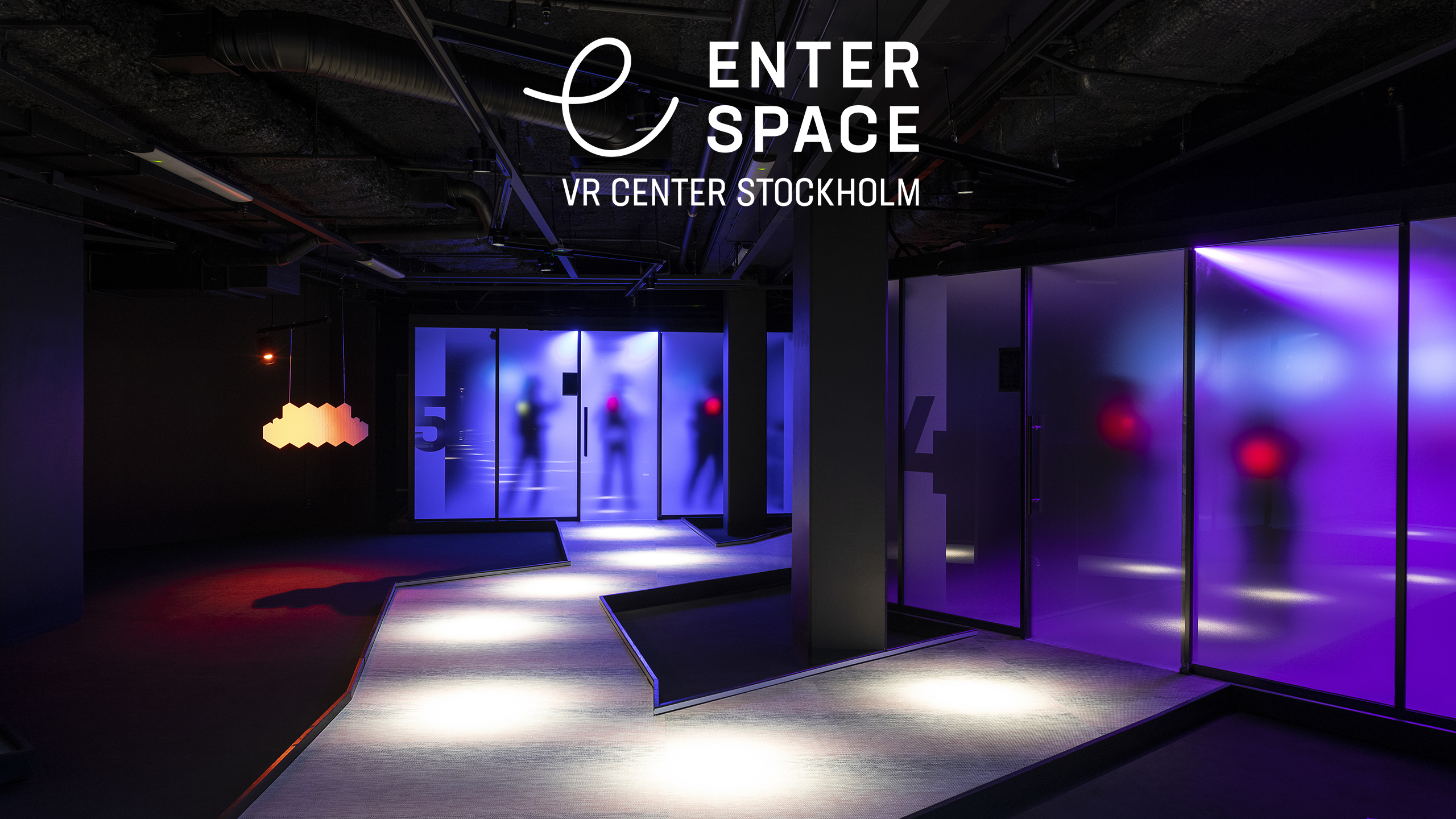 Enterspace VR Center Stockholm