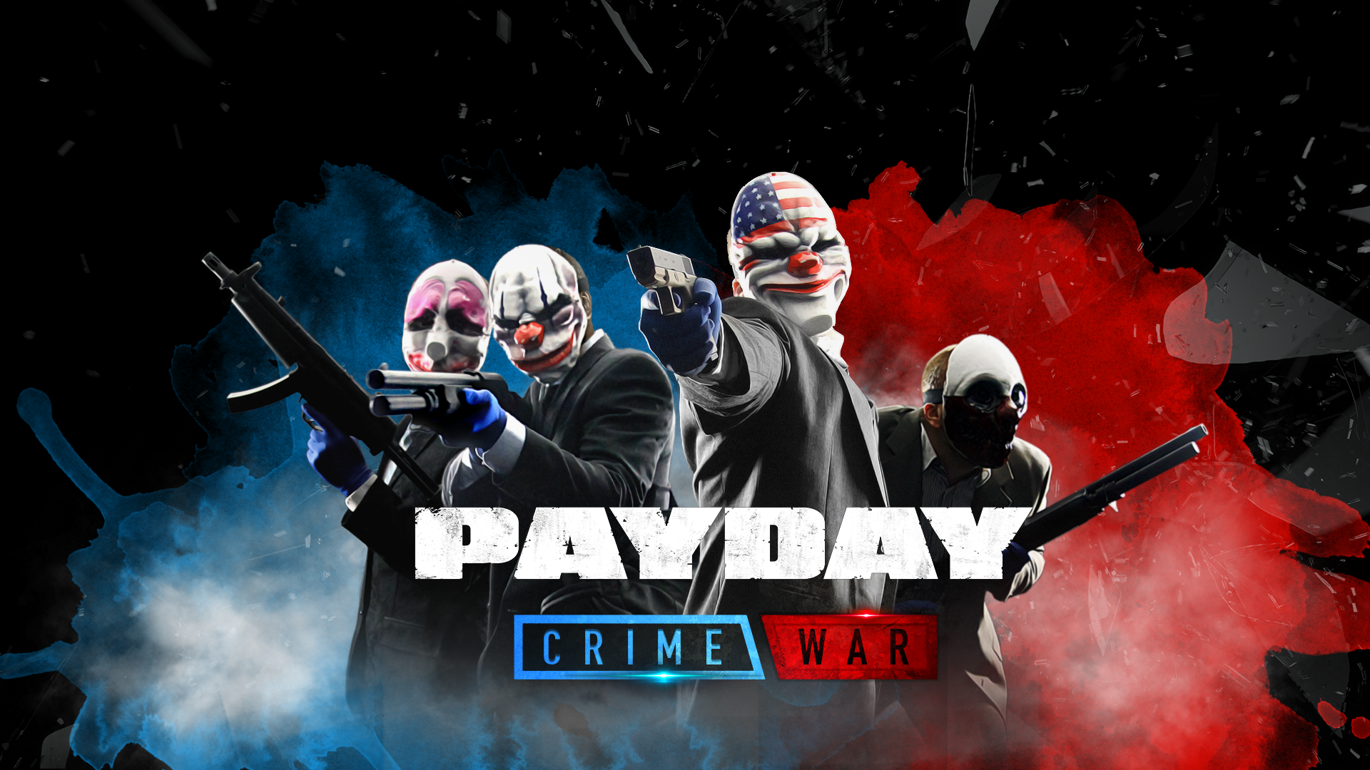 Starbreeze enters licensing agreement with PopReach for PAYDAY Crime War – Starbreeze